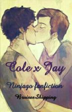 Cole x Jay by WriterFullOfIdeas