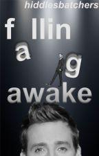 Falling Awake - Ricky Wilson Fanfiction by hiddlesbatchers