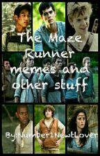 The Maze Runner Memes And Stuff by Number1NewtLover