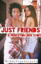 Just Friends (A Princeton Love Story) by weeknd_
