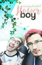 flower boy // septiplier by MarisaWheeler7