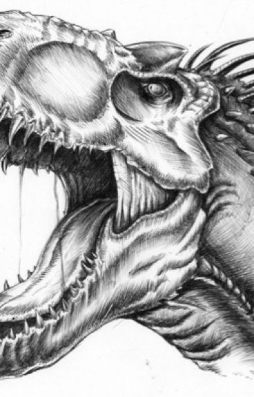 Indominus Love (Human!Male! Indominus Rex x Reader)