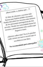 Curiosidades De Mis Personajes  by Loki_Travesura