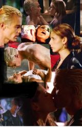 Spike and Buffy the vampire slayers by PurpleVioletta
