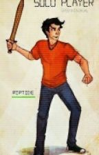 Solo Player (A Percy Jackson AU) by Greenninjagal