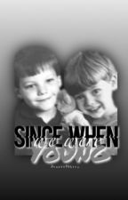 Since when we were young. (Larry Stylinson) *One Shot* by princess94harry