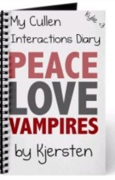 My Cullen Interactions Diary