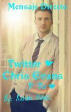 Mensaje Directo, Twitter. Chris Evans Y Tú❤ by karensito