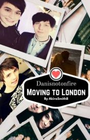 Moving to London  by Not_Dan_Howell