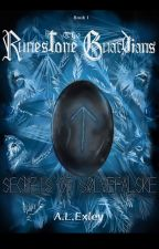 The Runestone Guardians book 1: Secrets of Sølvefalske by wolfeea12