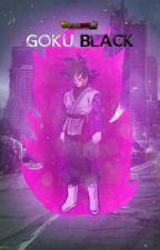 "Dragon ball Super: ""Goku Black"" by MiraiBryan"