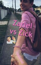 Zick ft Zariel by Younowshipfanfics