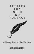 Letters That Need No Postage // Harry Potter by aquaseahorse