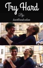 Try Hard - Cake AU by heartbreakcalum