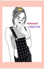 Chanyeol Imagines by mozarellajeon