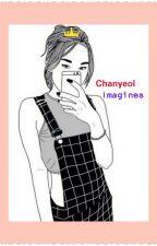 Chanyeol Imagines by mozarellajeon