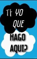 Yo Que Hago Aqui? by brami11