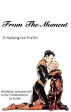 From the Moment...//A SpideyPool Fanfic by scenestories17