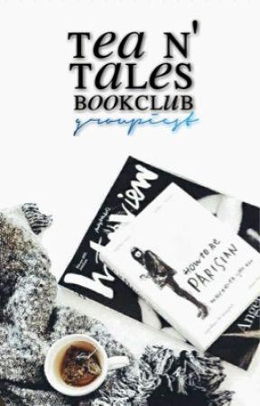 Tea N' Tales Bookclub by groupiest