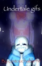 Undertale gifs by AriannaSkipper