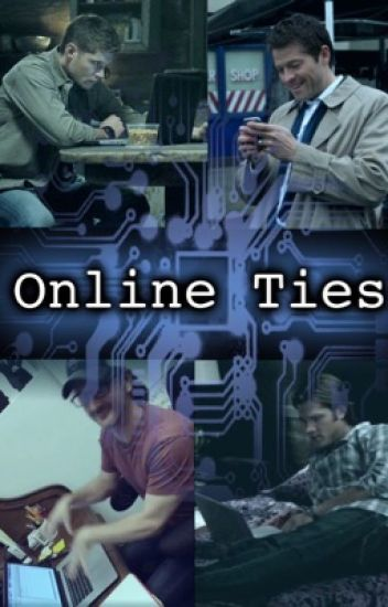 Online Ties (Destiel/Sabriel)