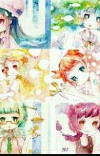 12 Zodiac Lớp Học Hoàng Gia by bwitaebwitae