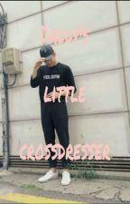 (REWRITING) Vkook-Daddy's little cross dresser  by Yoonminvkook101