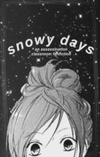 Snowy Days (Assassination Classroom) by sweettppea