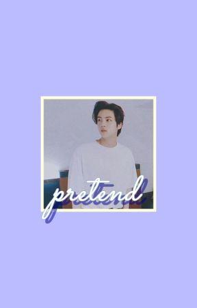 pretend ;; pjm by bwilight
