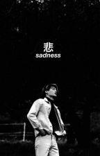sadness • sekai by kaihoney