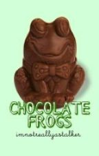 Chocolate Frogs {Dean Thomas} by ImNotReallyAStalker