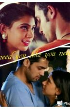 I Need You Like You Need Me by mananloverforever