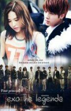 Fou PRINCess_exo The Lengend [ Season 2 ] by babywen95