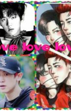 Love Love Love by HarNar_99