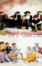 BTS × SVT CHATROOM by Haneul-a
