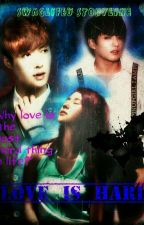 Love Is Hard | Jihyo & Lay FF by SwagLifeu