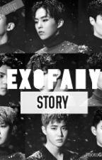 EXOFANY STORY  by flowgalaga