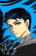 (SuperBat)My heart belong to the darkness  by kuro_yuki_gemini