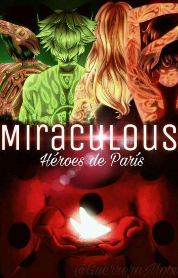 Miraculous: Héroes de París