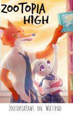 Zootopia High [Nick x Reader] by ZootopiaPaws