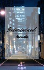 Intertwined • BokuAka • by AworldofHaikyuu