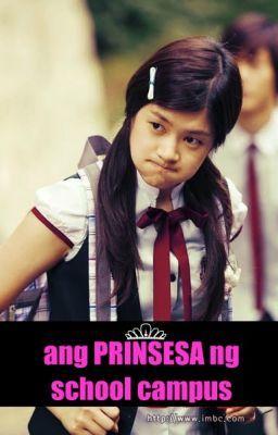 ang prinsesa ng school campus ♥