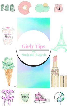 Girly Tips by PrettyInPinkPolaroid