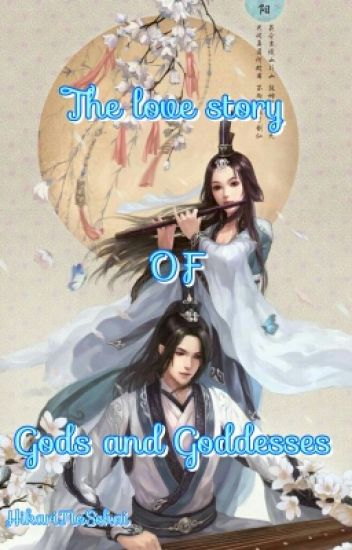 The love story of gods and goddesses