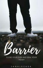 Barrier | Percy Jackson by Janalecksa