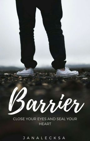 Barrier | Percy Jackson by Janalecksa
