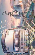 chatting 2 | wonwoo chaeyeon✔ by pinkeulogy