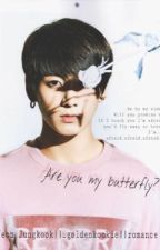 Are you my butterfly?  by _goldenkookie