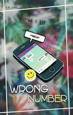 Wrong Number (MarkJin) by YoungJaeBum_ever