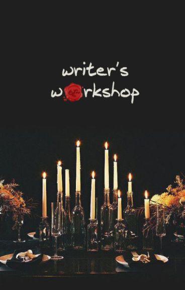 writer's workshop by pilosopotasya